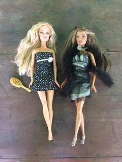 Unclaimed Barbie Dolls