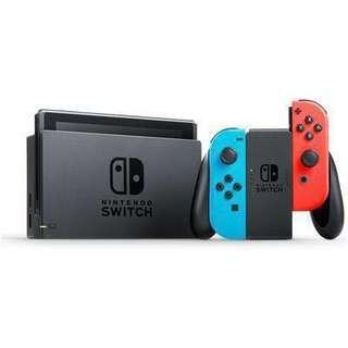 Nintendo Switch Neon (KOREA EXPORT)