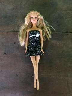 NEGOTIABLE Barbie (without shoes)