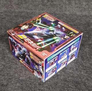 SD Gundam Full Color Minerva 智慧女神號 戰艦 日本直送 高達 高達扭蛋