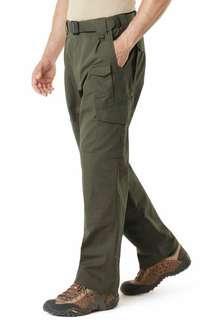 🇺🇸 CQR Dust Proof Duratex Multi Pocket Camouflage men pants
