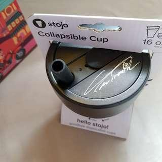 SHINee Lee Tae Min Signature Stojo Collapsible Cup
