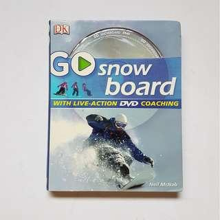 GO SHOWBOARD:  WITH LIVE-ACTION DVD COACHING