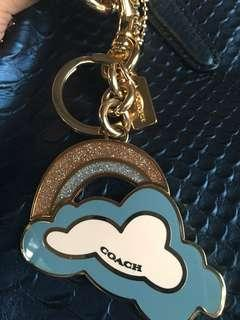 Authentic Coach Bag Charms