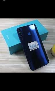 🚚 華為榮耀8x Max,大屏銀幕7.12吋,大電量5000mAh,杜比音效雙喇叭,4G ram + 64 rom,三卡設計可擴充記憶卡,魅海藍,現貨一支限時,全新未拆。