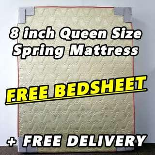 NEW QUEEN SIZE SPRING MATTRESS