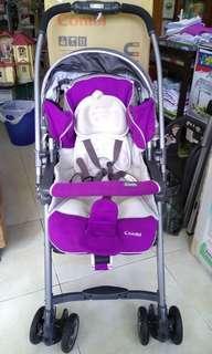 Combi Miracle Turn Bright Purple Colour
