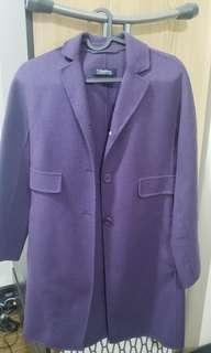 MaxMara Virgin Wool Coat