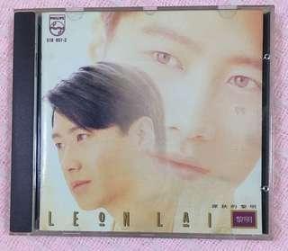 Leon Lai 黎明CD Album