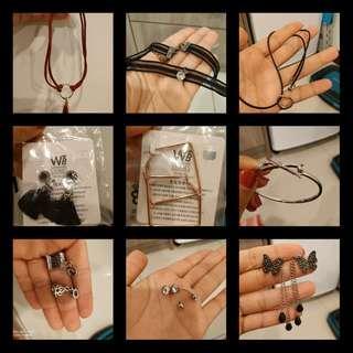 🚚 飾品 耳環 項鍊
