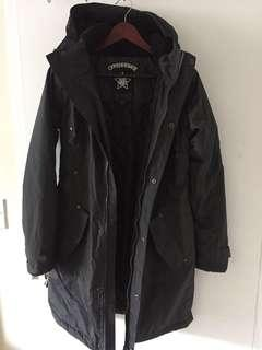 Woman winter jacket