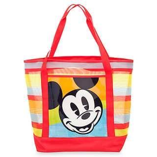 Disney Mickey Mouse Summer Fun Beach Tote Bag