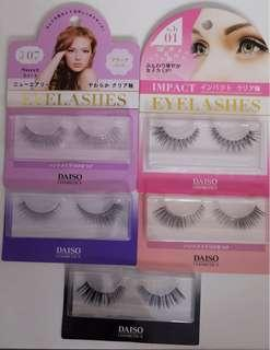 Daiso Falsies (Set of 5)