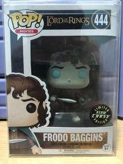 Funko POP! Movies Lord of the Rings 444 Frodo Baggins (CHASE)