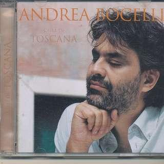 Andrea Bocelli - Cieli Di Toscana (AUDIO CD) [z9] *