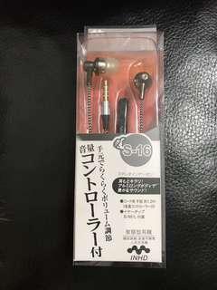 🚚 INHD S-16全新耳機 3.5mm接口可使用
