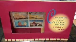 Australia children's book council awards stamps