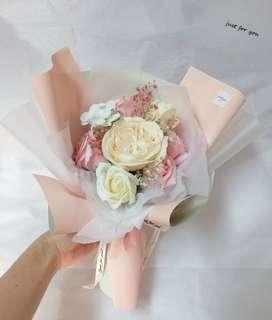🚚 【just for you】母親節花束、情人節花束、香皂玫瑰