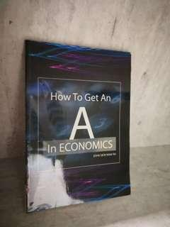 How to get an A in economic