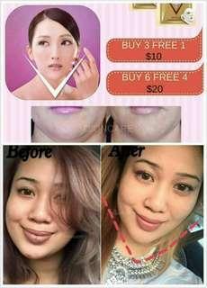 Face V shape