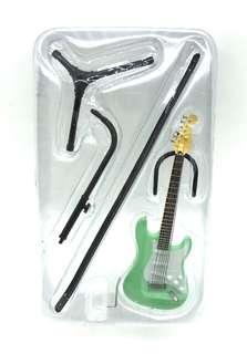 F-Toys 1/12th Scale Guitar Model - HTF!