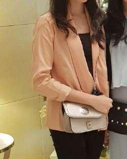 Nude Pink Outer