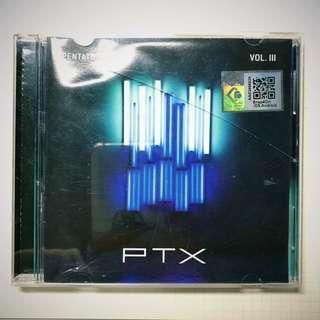 🚚 Pentatonix -- Vol. III CD !!