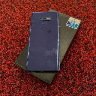 Samsung note 9