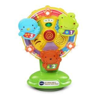 Vtech Baby Lil' Critters Spin and Disover Ferris Wheel