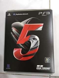 Collector Edition PS3 Grand Turismo 5