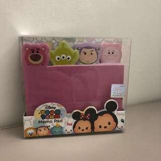 Disney Tsum Tsum memo 包郵