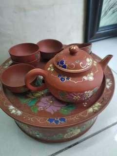 紫砂 茶具套裝