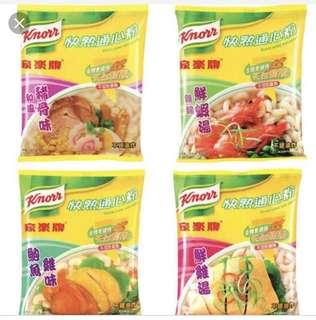 🚚 Pre-Order Knorr Instant Macaroni From Hong Kong