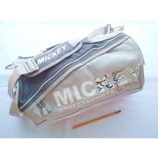 Disney Mickey Mouse Street Sport Mini Duffel Gym Bag