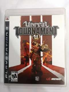 Original PS3 Game, Unreal Tournament 3