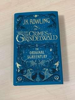 🚚 Fantastic Beasts: The Crimes of Grindelwald - The Original Screenplay