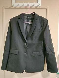 🚚 女版黑色西裝外套