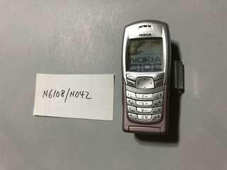 Nokia N6108 - N042 Dummy Phone  原廠手機模型 經典手機型號