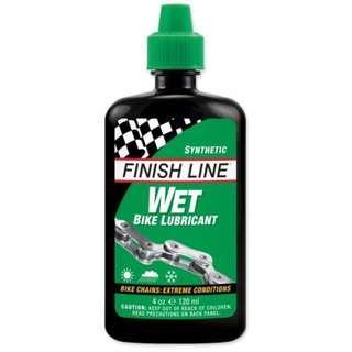 Finishline Wet Lube 4 oz