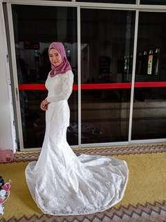 Wedding dress for sell
