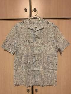 Louis Vuitton Short Sleeves Shirt