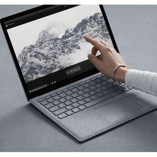 Surface Laptop 白金色 8G/256G