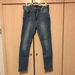 🚚 Zara 1975 Skinny Fit Jeans