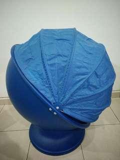 Ikea PS Lomsk Swivel armchair