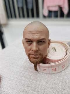 1/6 Male Head Sculpt by Dam Toys SF002 [phicen / TBLeague / hot toys]
