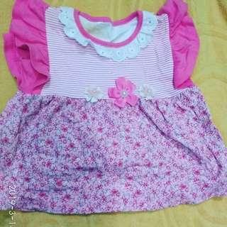 Dress Baby Umur 0-6 Bulan Sangat Jarang Dipakai