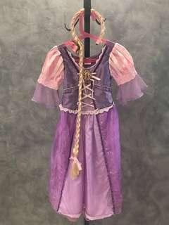 🚚 Princess dress tangled