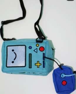 Gameboy slingbag
