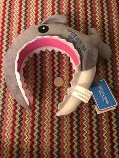 海洋公園 鯊魚頭cool $30