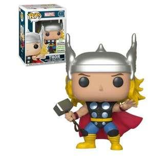 [PURCHASE WITH A PURCHASE] Classic Thor Marvel Funko Pop Exclusive